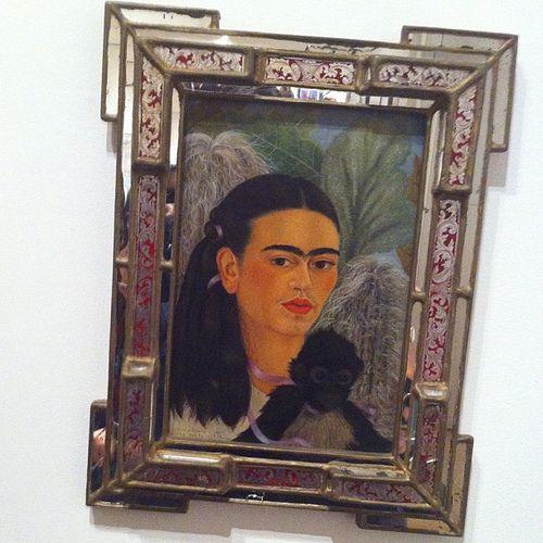 Retrato de Frida Kahlo