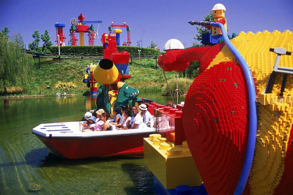 Legoland Coast Cruise