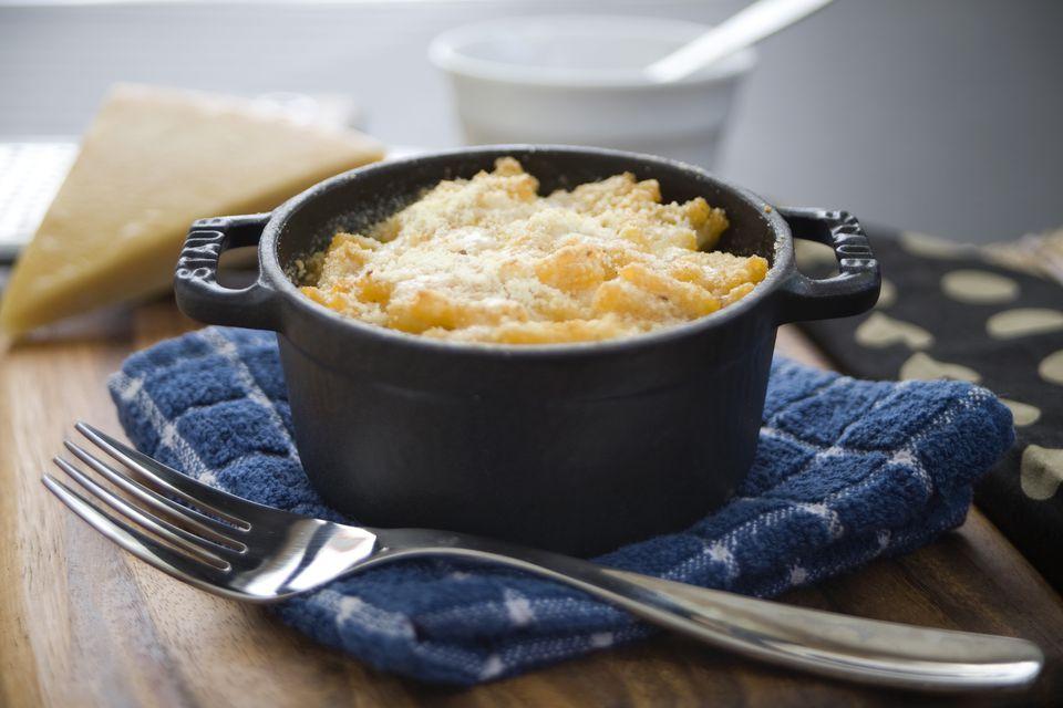 Macaroni and cheese