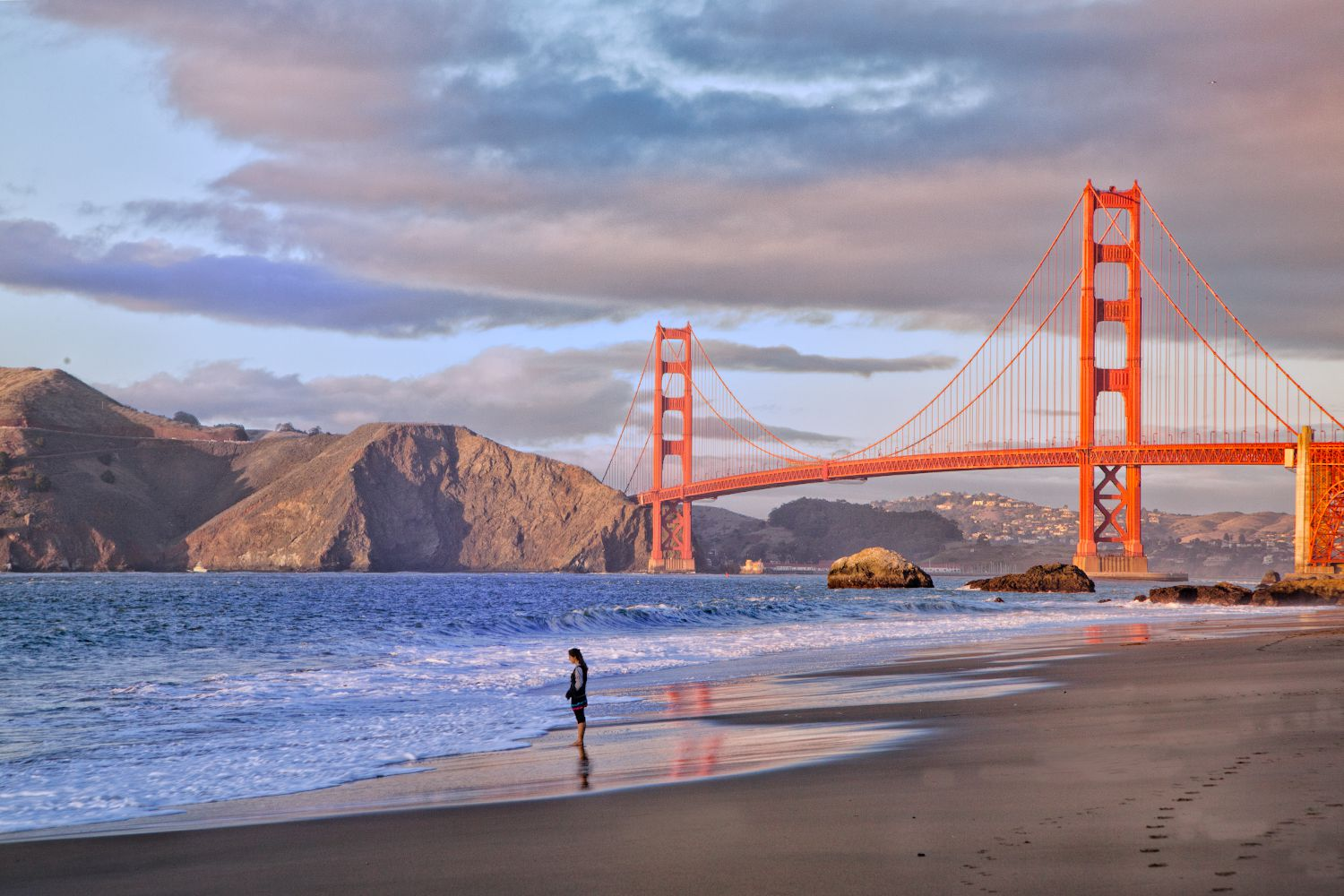 Golden Gate Bridge Images Gorgeous Reasons To See It