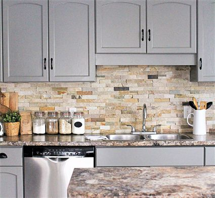 Painted Kitchen Cabinet Ideas To Freshen Up Your