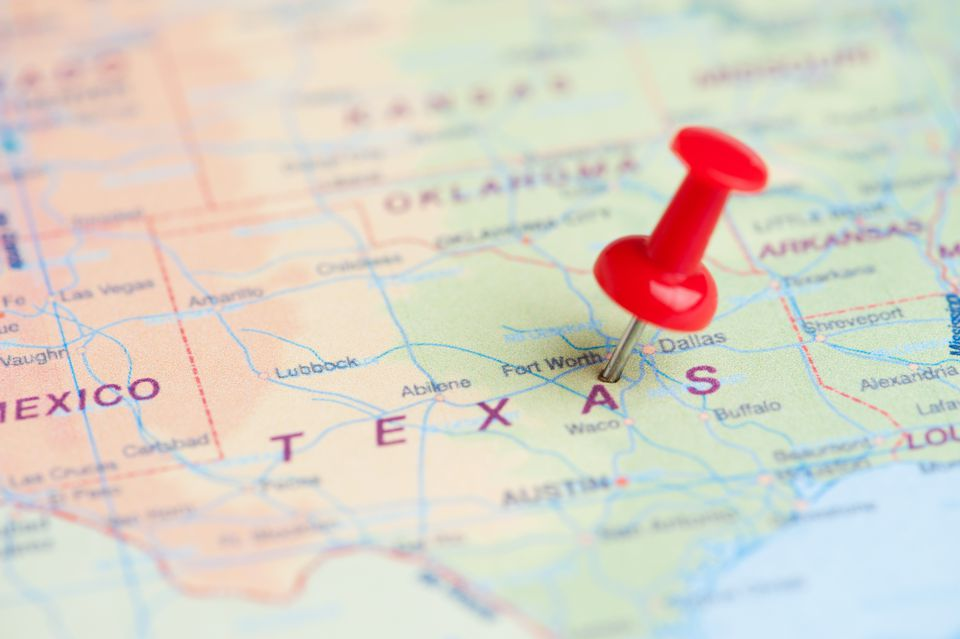 Destination Texas