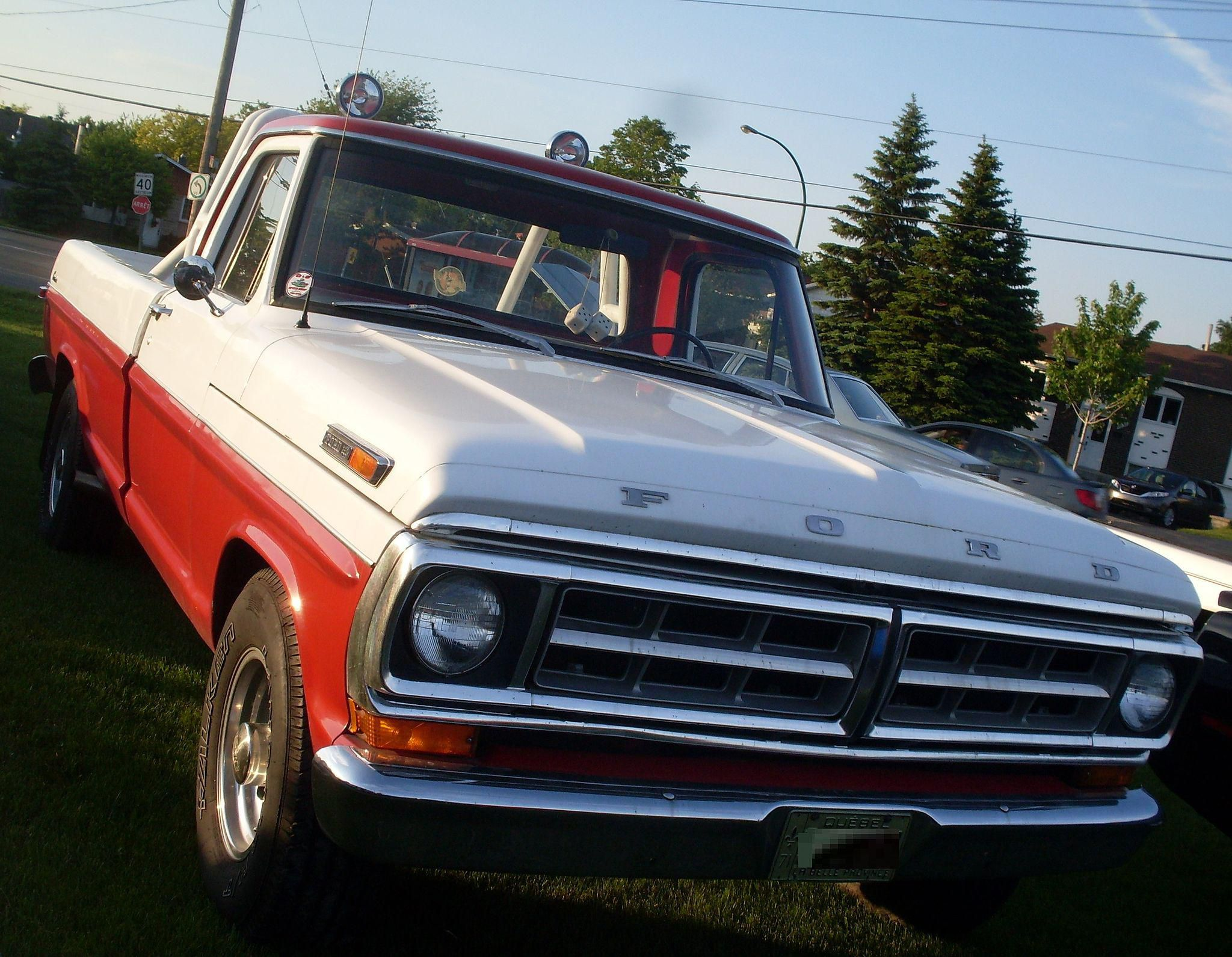 Ford F Series Pickup Truck History 1973 1979