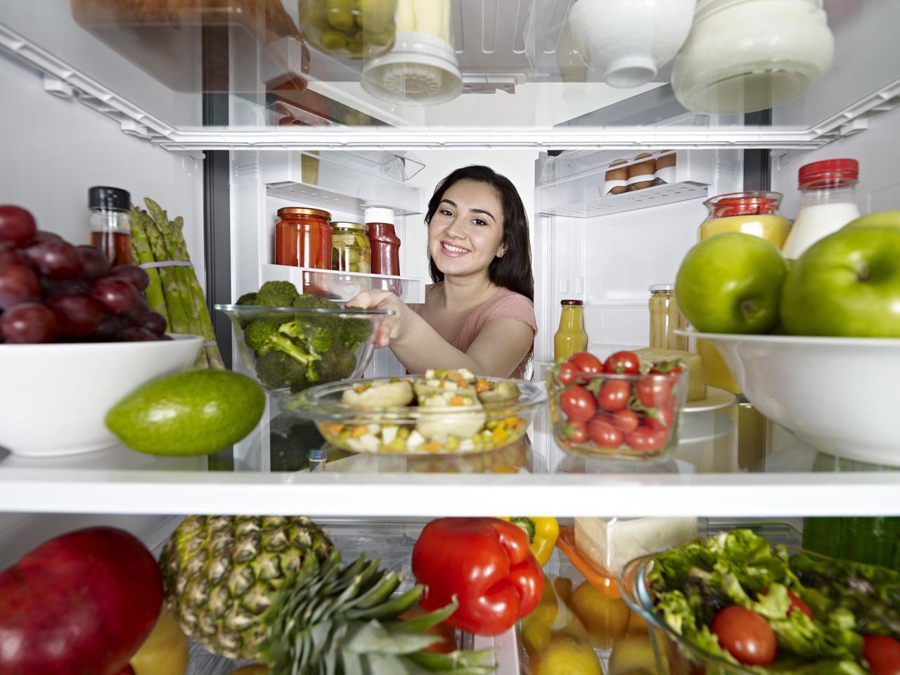 Open Shelf Life Hookup Of Foods