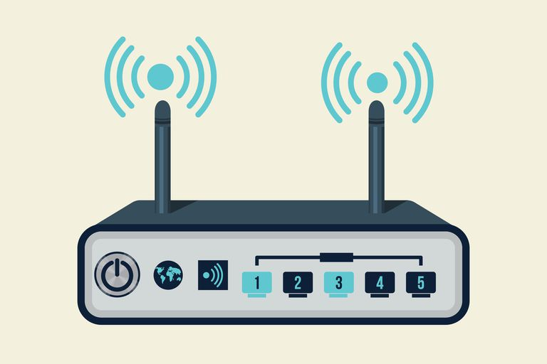 How To Set Up A Home Network Router