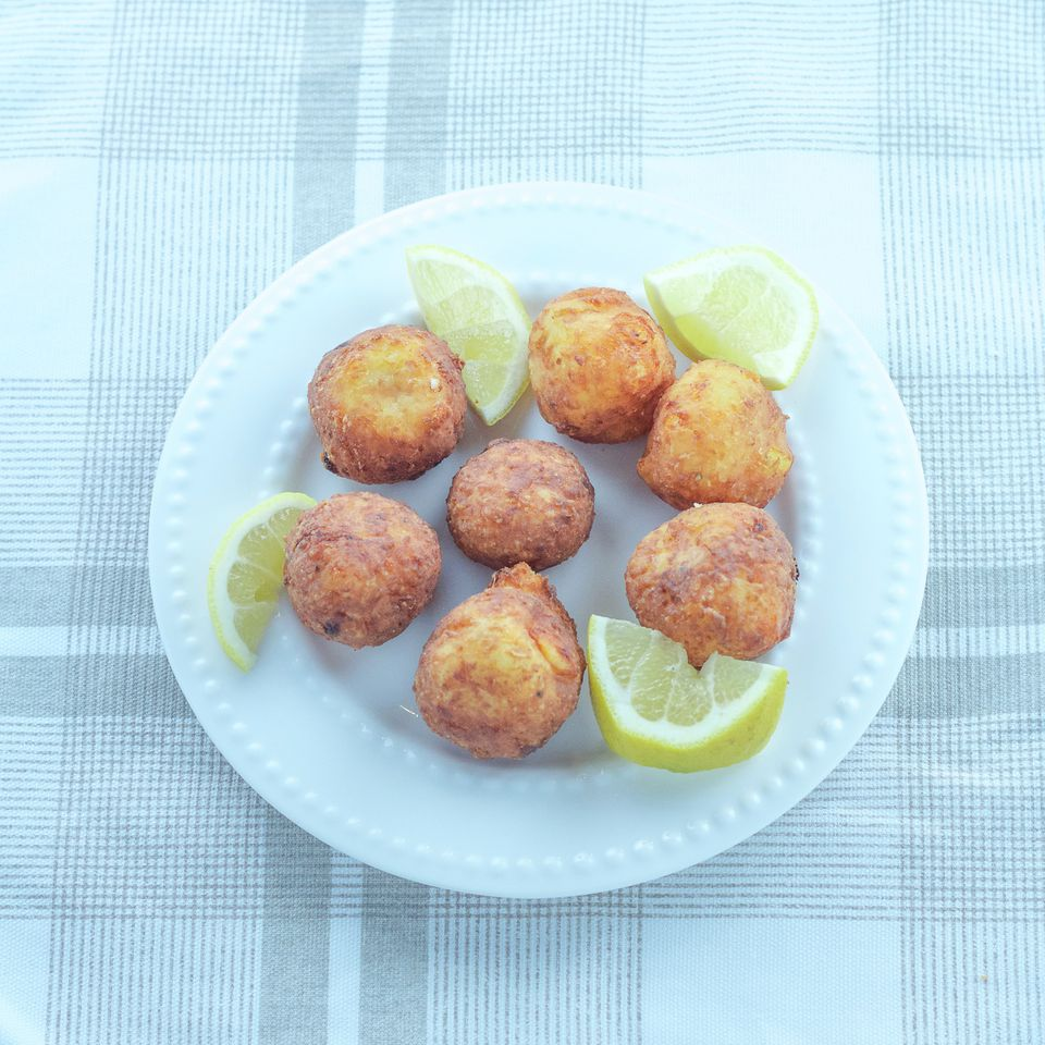 greek cheese balls