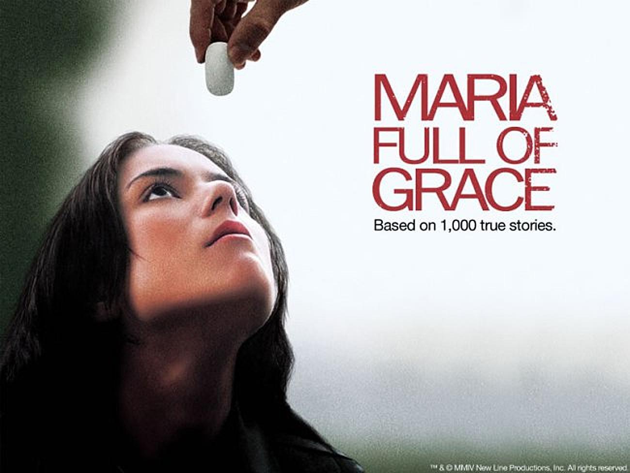 Maria full of grace essay
