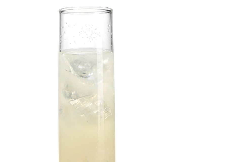 Pinnacle Vodka's Honey Bun Cocktail with Cinnabon Vodka