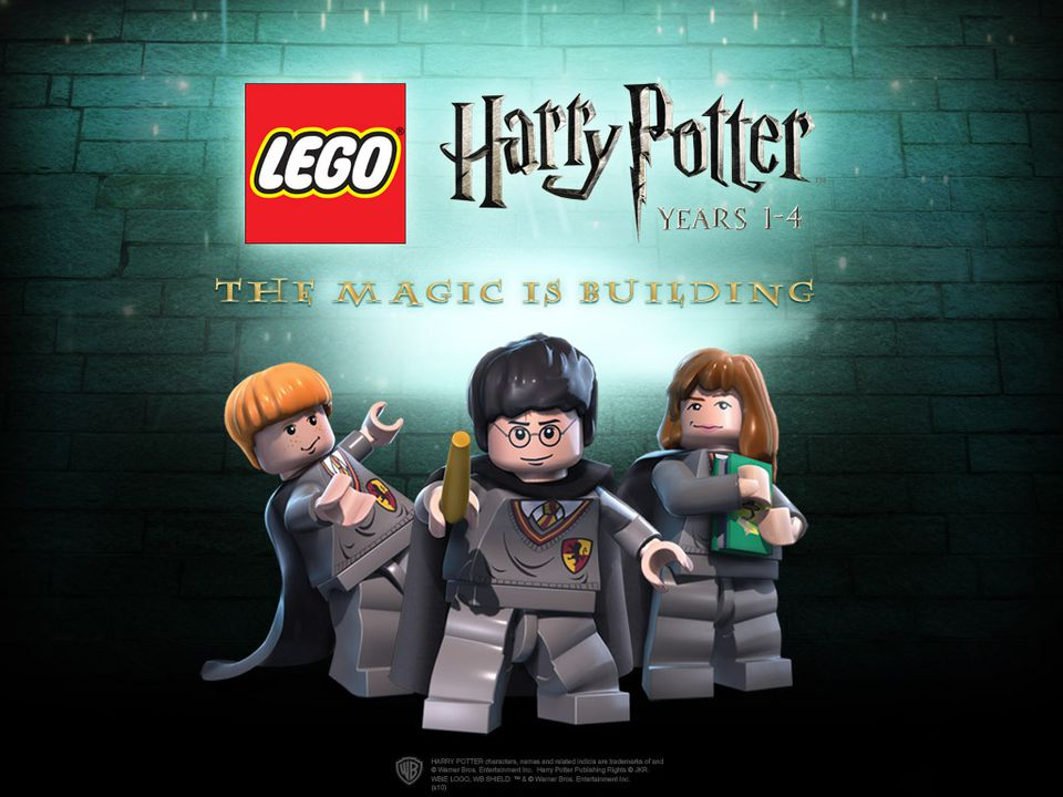 Lego Harry Potter Video Game