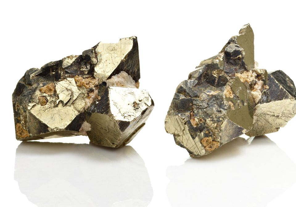 what is pyrite and feng shui use