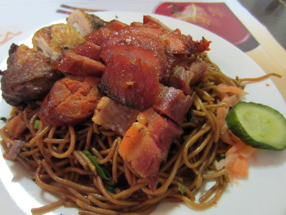 Charmant China Town Küche Zeitgenössisch - Kicthen Dekorideen ...