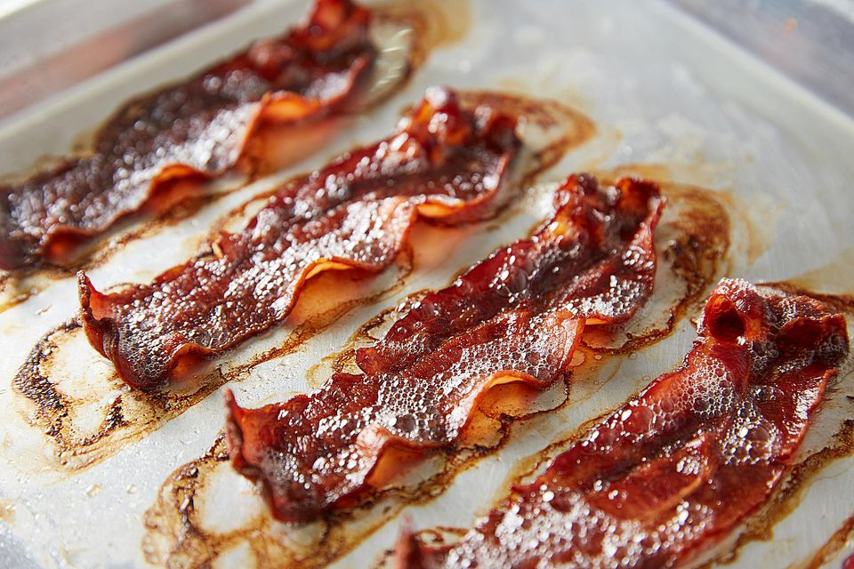 Easy oven cooked bacon recipe easy oven cooked bacon ccuart Gallery