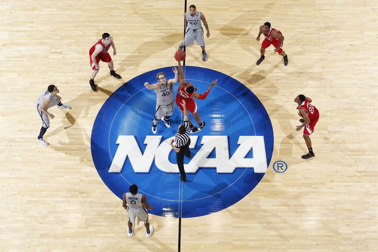 March Madness basketball game, 2014