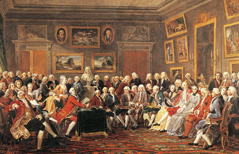 18 Key Thinkers of the Enlightenment