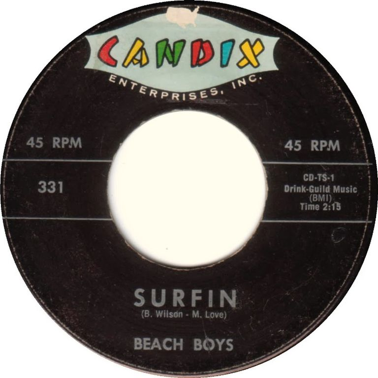 Beach Boys Surfin'