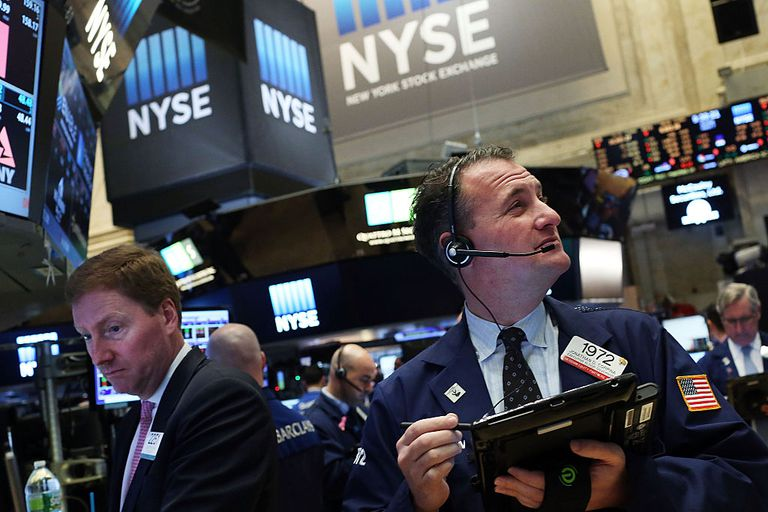 US Markets Open After Global Stocks Slip