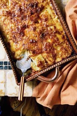 French Style Potato Gratin Dauphinoise