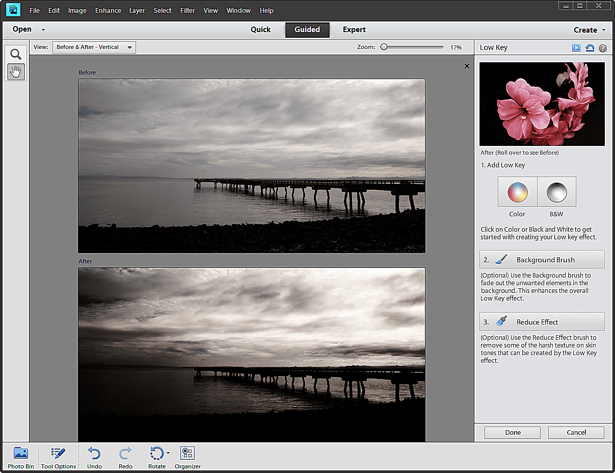 Screen shot tour of features in photoshop elements 11 baditri Choice Image
