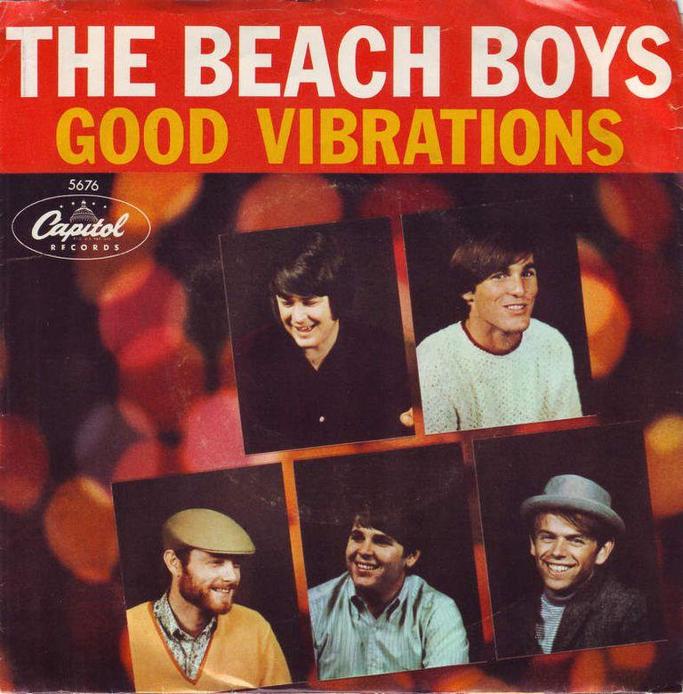 Beach Boys Good Vibrations