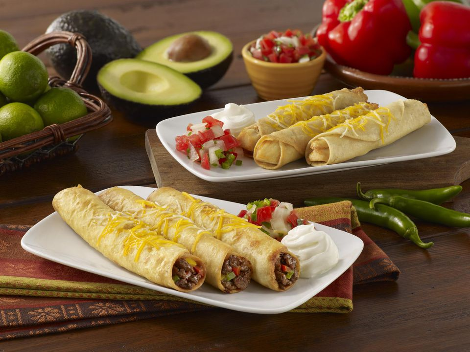 11 quick and easy mexican dishes chile and cheese flautas forumfinder Images