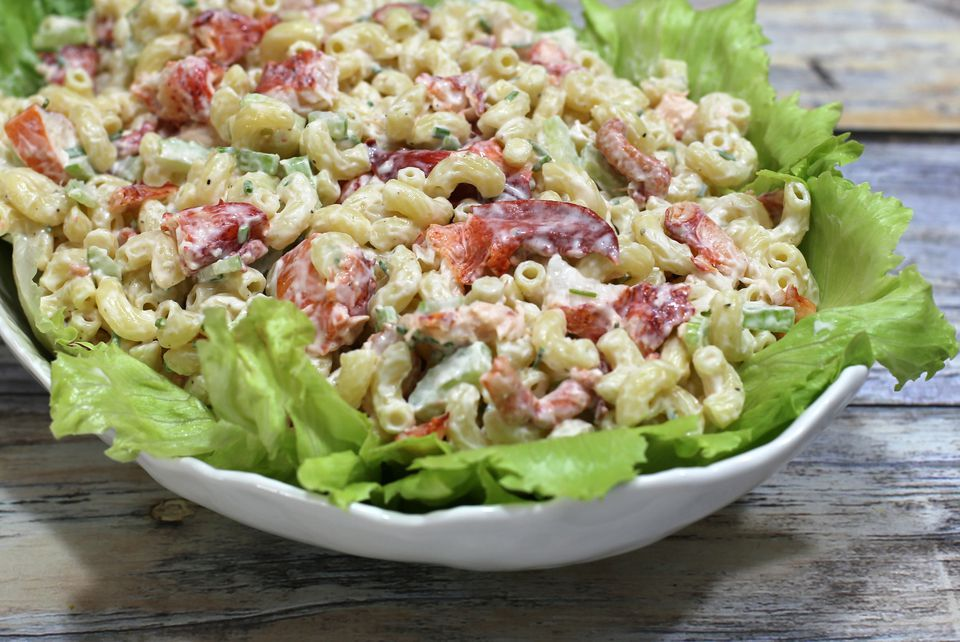 how to make lobster salad without mayonnaise