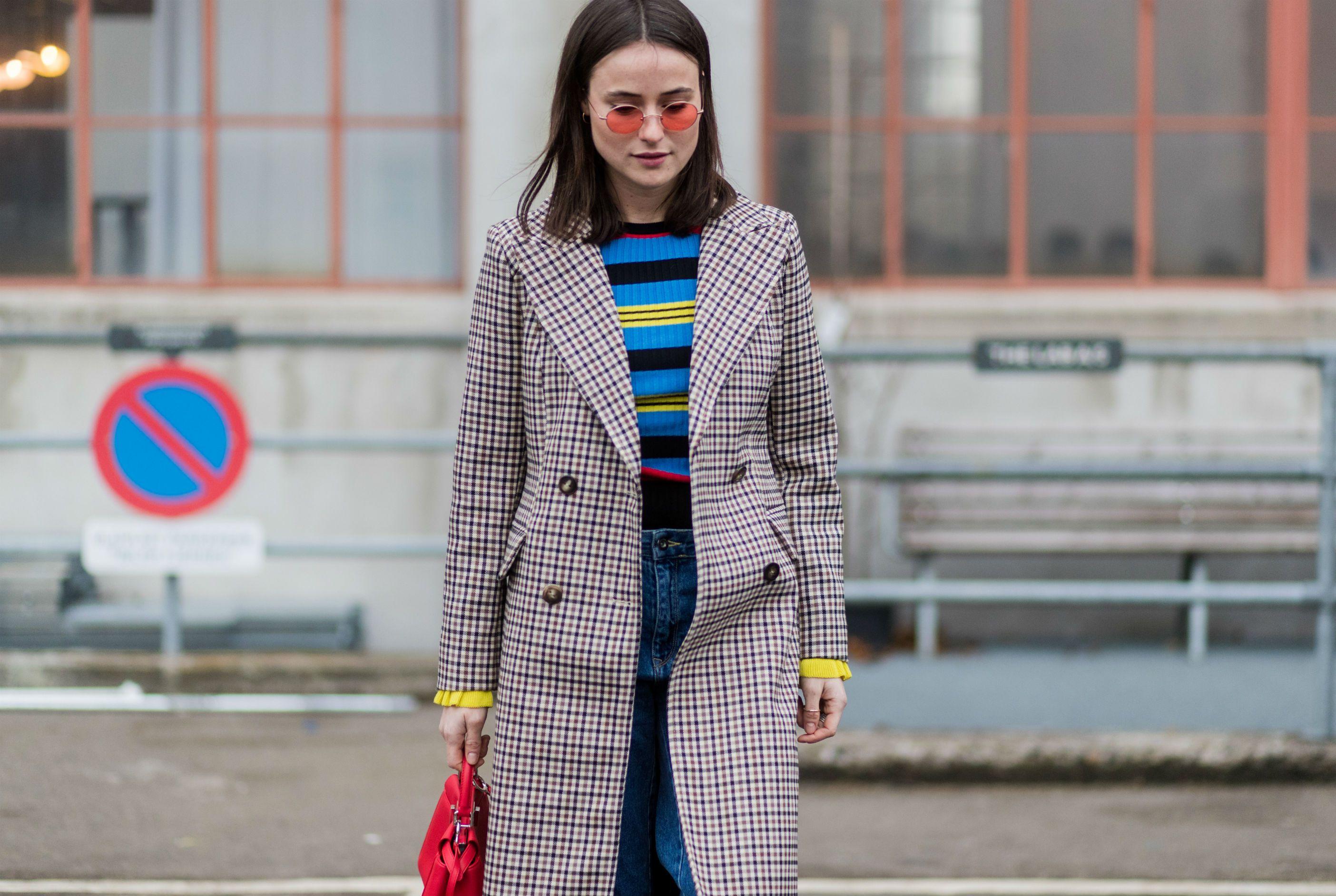 Street Style Fashion: 10 Ways to Wear Denim and Stripes