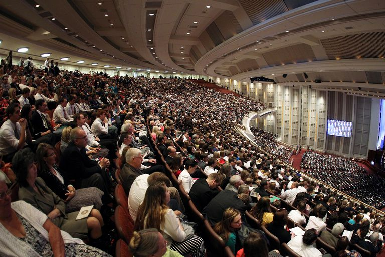LDS Conference Auditorium