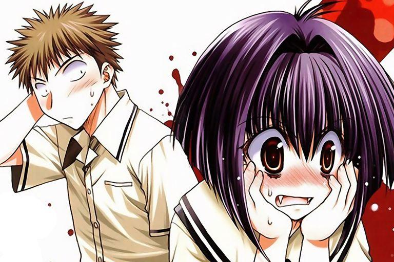 Karin Chibi Vampire Anime Series