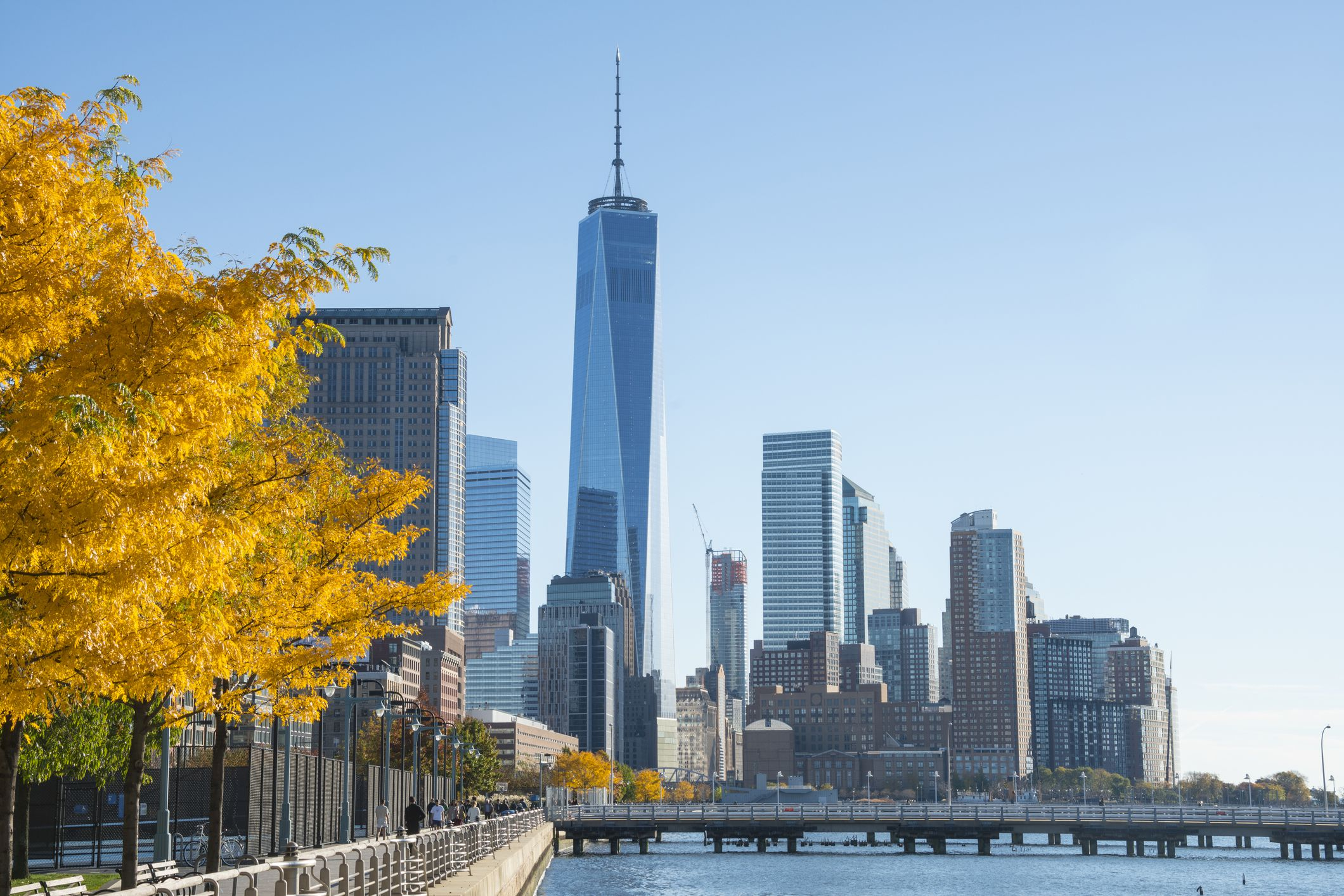 5 fun ways to see fall foliage in nyc for Fun things to see in nyc