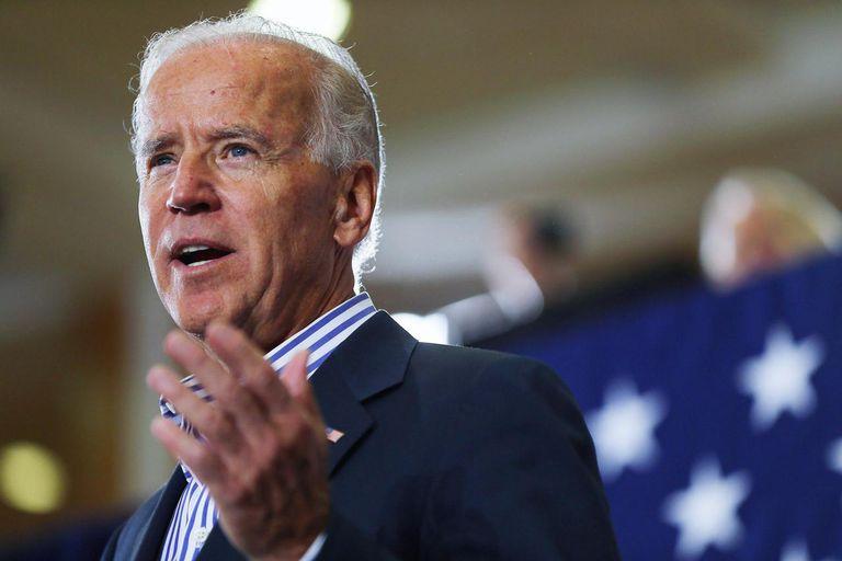 Joe Biden Campaigns In South Florida