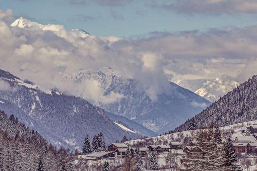 The Ötztal Alps