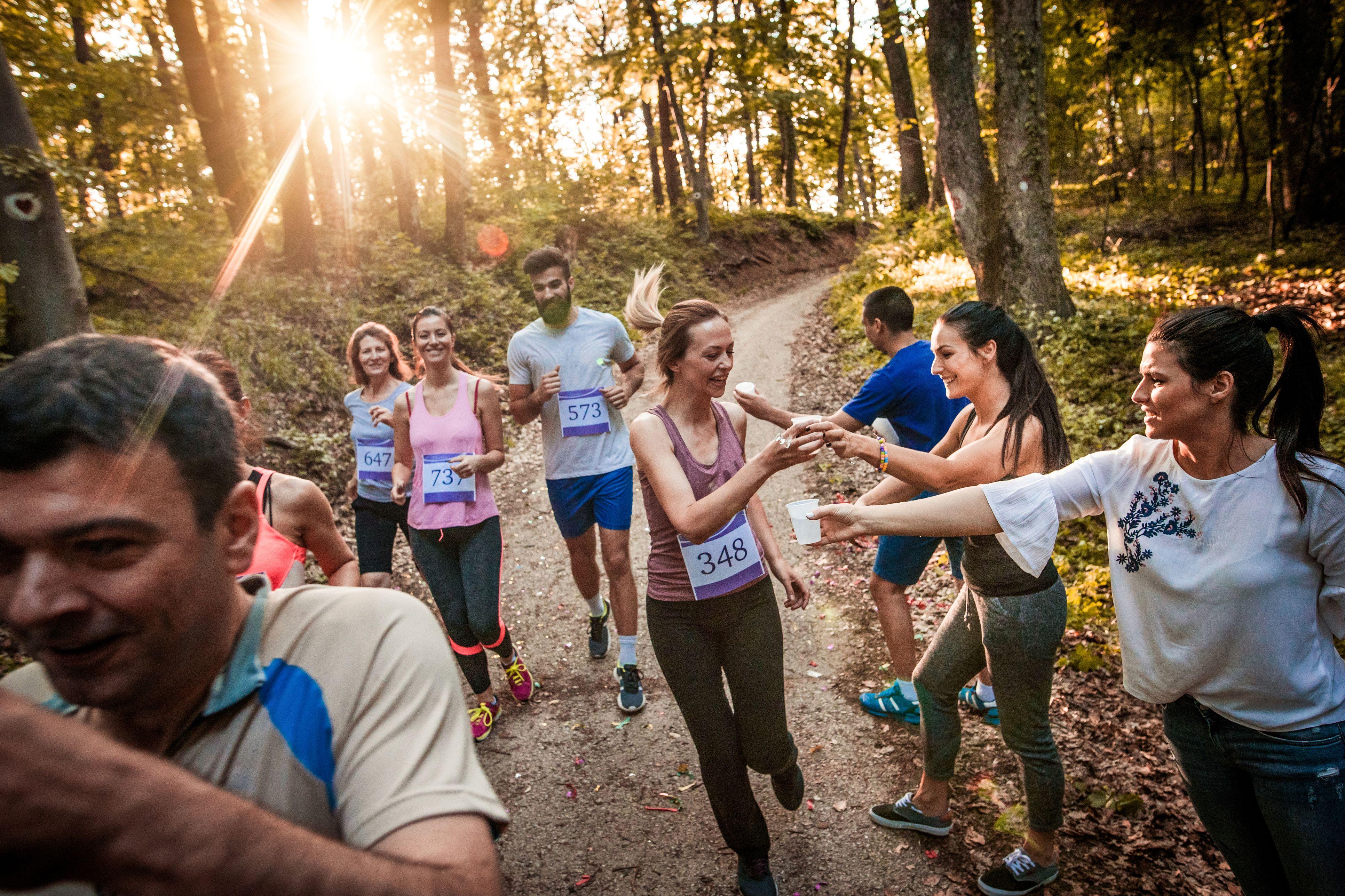 Most Scenic Half Marathons in the U.S.