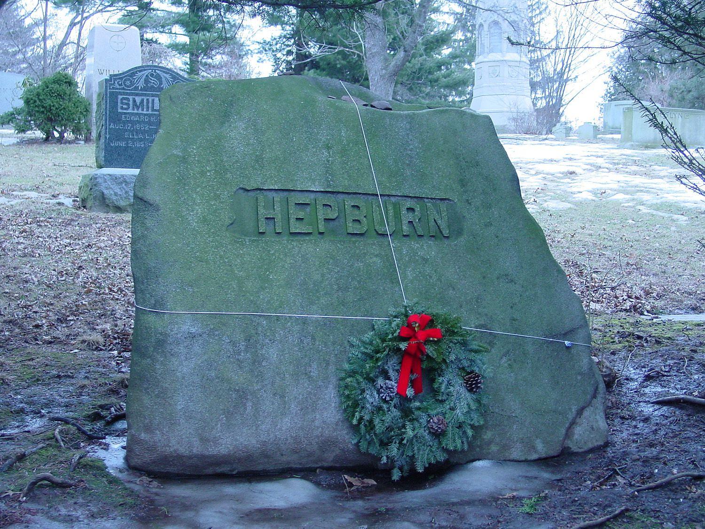 All Star Auto Insurance >> Katharine Hepburn Grave Site in Hartford Connecticut
