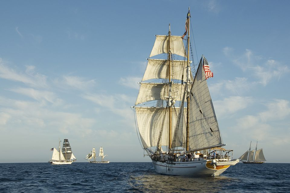 Tall Ships at Dana Point