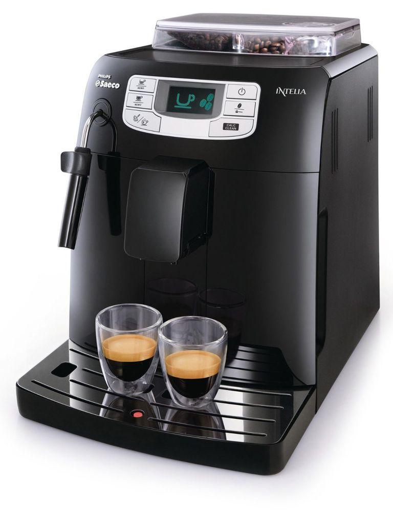 Cafetera expreso automática Saeco