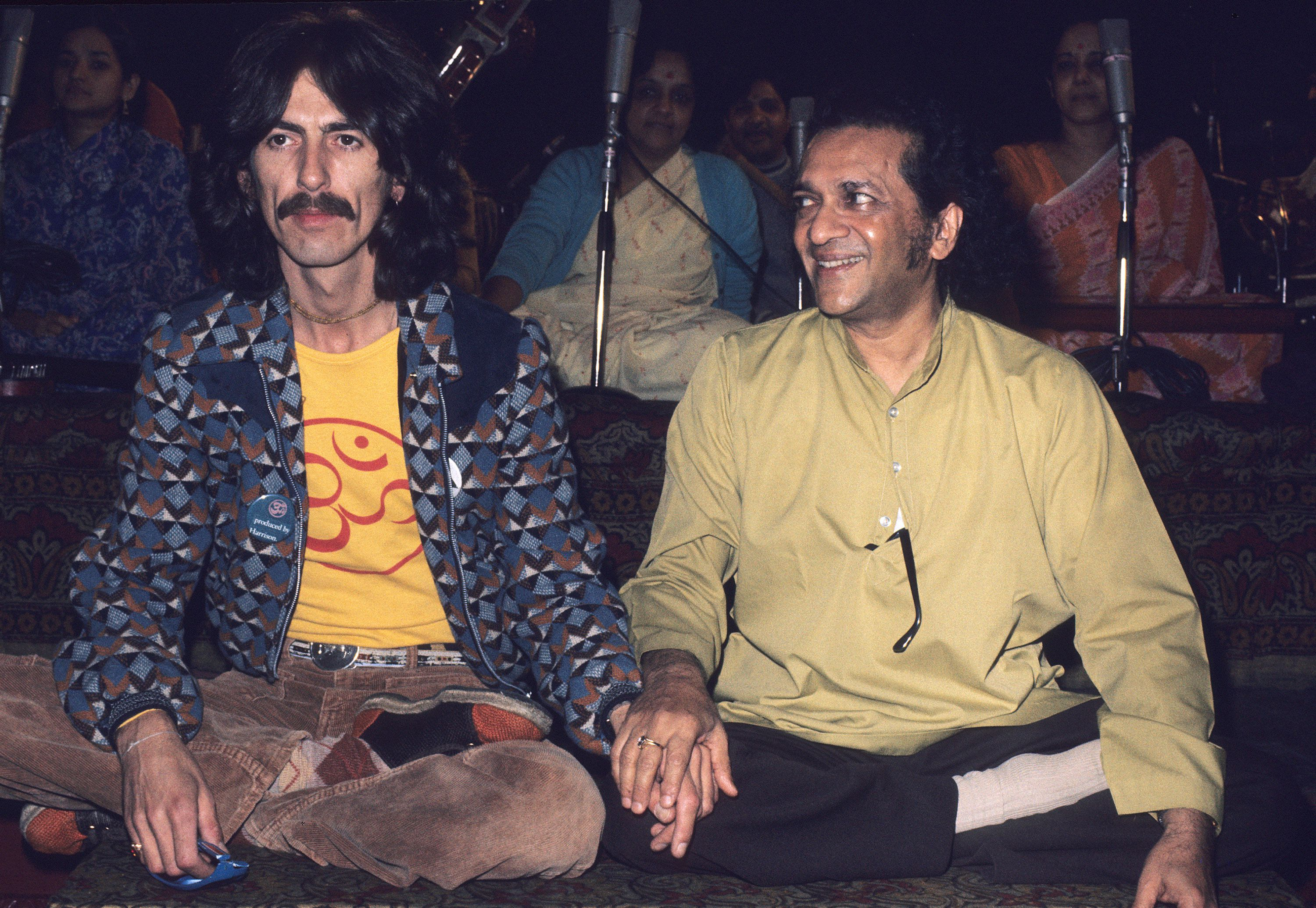 hindu singles in harrison Dark horse records released its first two singles  produced and arranged by harrison  song to the hindu god krishna the other single to come out that.