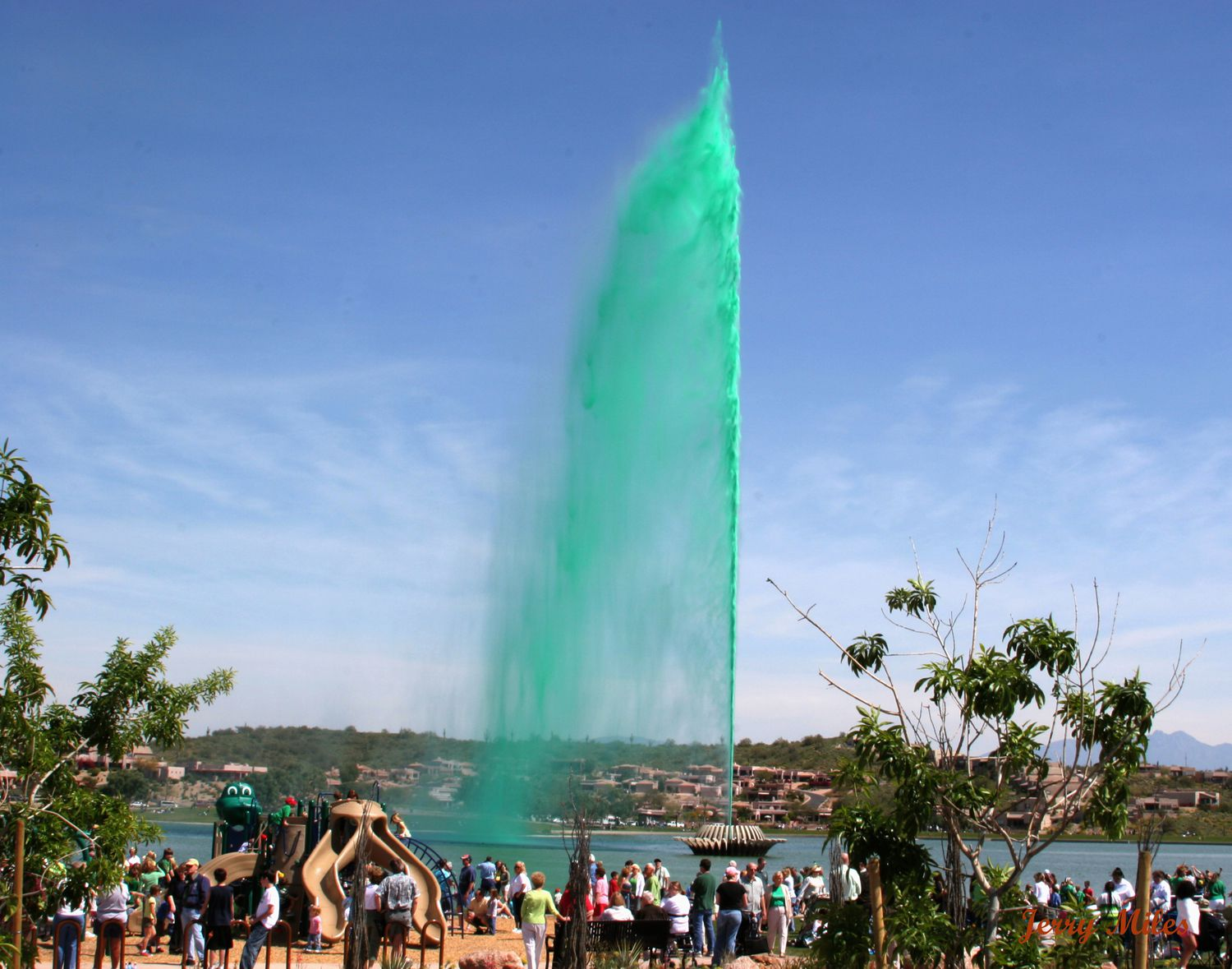st patricks day in fountain hills