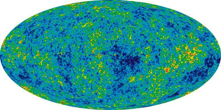 cosmic microwave background