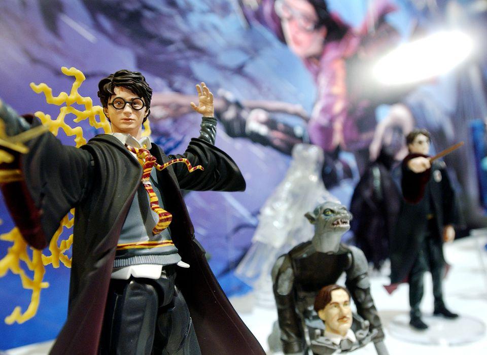 Harry Pottery Toys