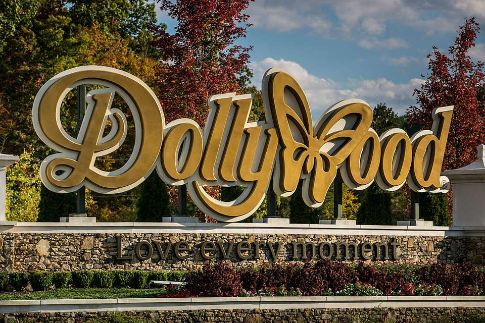Exploring Tennessee's Pigeon Forge Dollywood