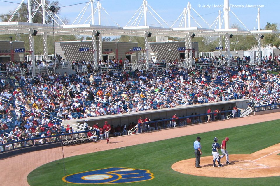 2017 milwaukee brewers spring training schedule tickets