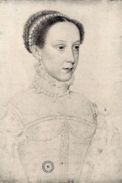 Mary Stuart, Dauphine of France
