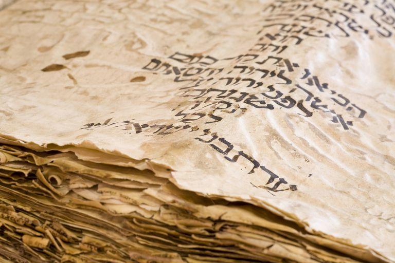 Manuscrito antiguo