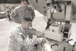 Army Information Technology Specialist