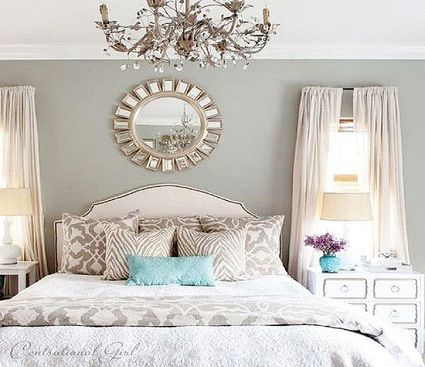 9 Shades of Gray on Your Bedroom Walls. Decorative Paint Techniques for Bedroom Walls