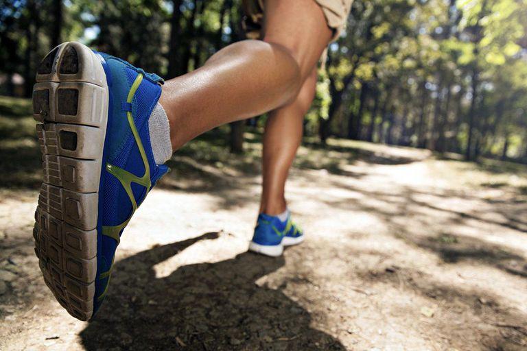 runner's shoes