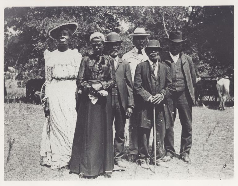 Emancipation Day Celebration, 1900