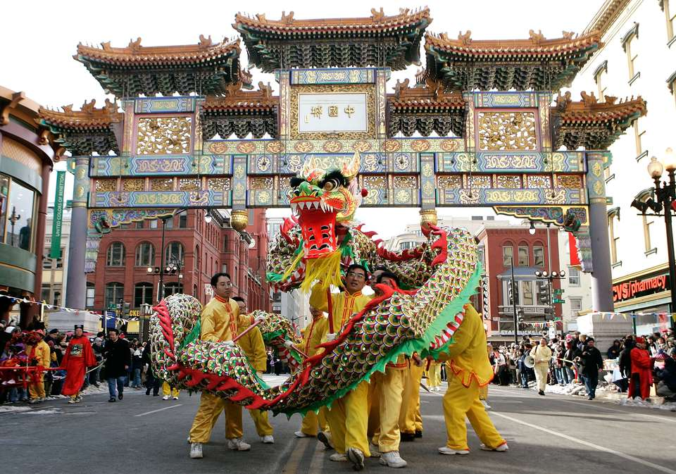 Chinese New Year Parade, Washington, D.C.