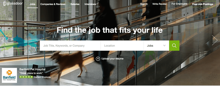 top 10 best websites for jobs
