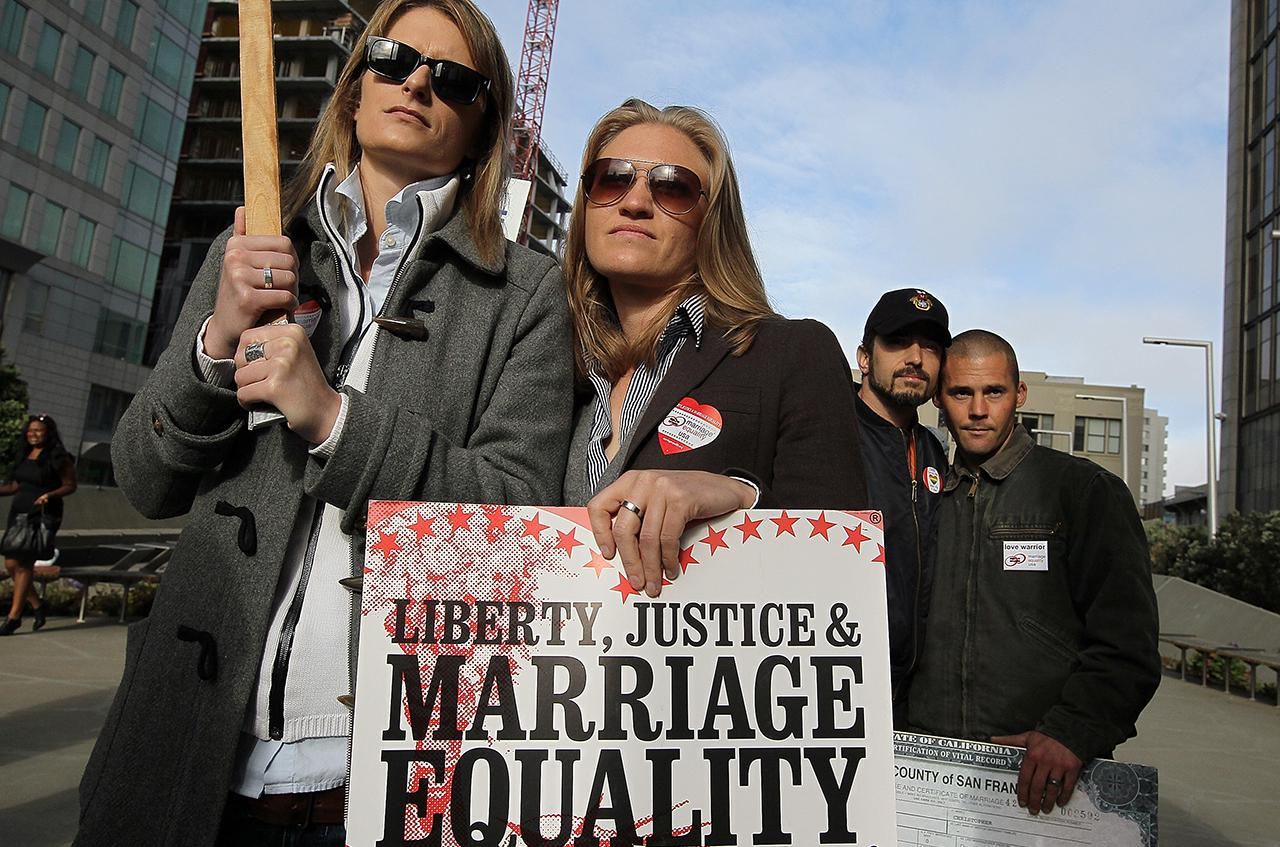 Conservatives On Gay Marriage 33